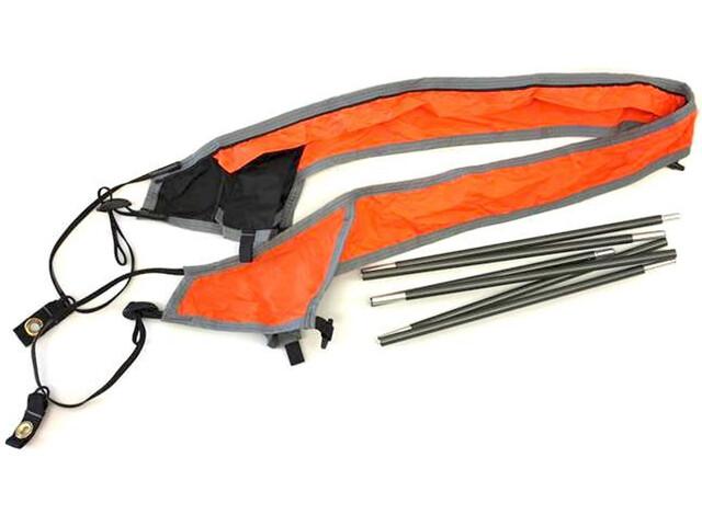 Slingfin 2 Lite > 2 Lite Trek - Tente - orange/noir